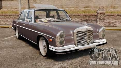 Mercedes-Benz 300 SEL 1971 для GTA 4