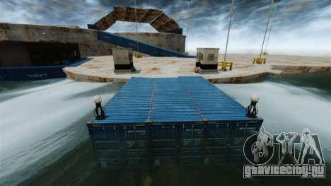 Военно-морская база для GTA 4 второй скриншот