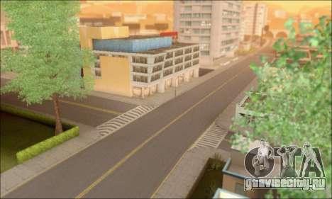 Пустые улицы (Screenshots) для GTA San Andreas четвёртый скриншот