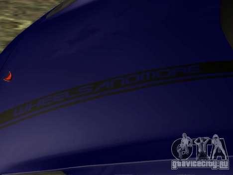 McLaren MP4-12C WheelsAndMore для GTA San Andreas