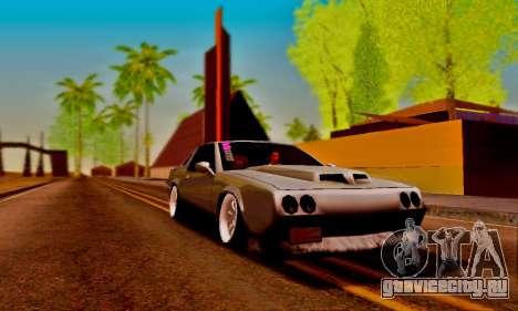 New Buffalo для GTA San Andreas