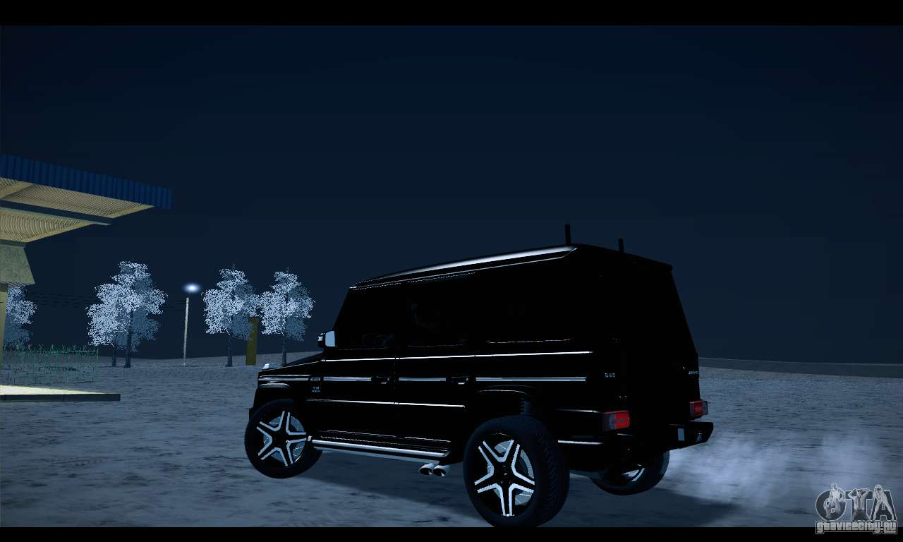 mercedes benz g500 gelandewagen gta san andreas. Black Bedroom Furniture Sets. Home Design Ideas