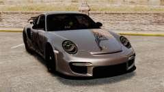 Porsche 911 GT2 RS 2012 Turbo для GTA 4