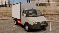 ГАЗ-3302 Бизнес для GTA 4