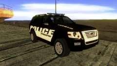 Ford Explorer 2010 Police Interceptor для GTA San Andreas