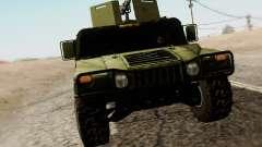 Humvee Serbian Army