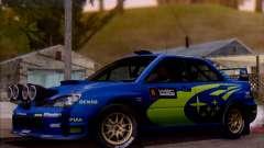 Subaru Impreza WRX STI WRC для GTA San Andreas