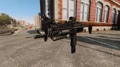 Пистолет-пулемёт HK MP7 v2