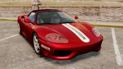 Ferrari 360 Spider 2000 [EPM] для GTA 4