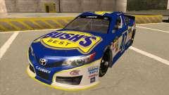 Toyota Camry NASCAR No. 47 Bushs Beans для GTA San Andreas