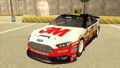 Ford Fusion NASCAR No. 16 3M Bondo для GTA San Andreas