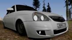 ВАЗ 2170 Новый Люкс седан для GTA San Andreas