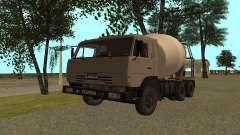 КамАЗ 53115 Цементовоз