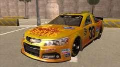 Chevrolet SS NASCAR No. 33 Cheerios для GTA San Andreas