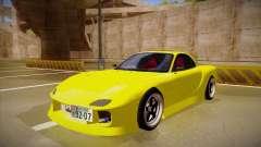 Mazda FD3S BN Sports