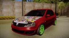 Dacia Logan Hellaflush