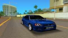 Subaru Impreza WRX STi для GTA Vice City