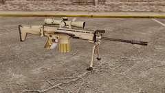Автоматическая винтовка Mk 17 SCAR-H