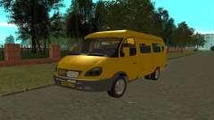 ГАЗель 3221 для GTA San Andreas