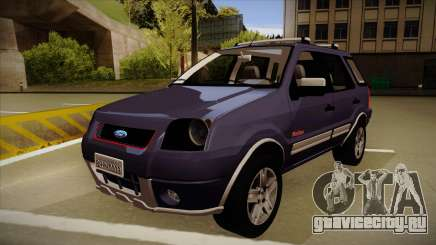 Ford Ecosport FreeStyle 2007 для GTA San Andreas