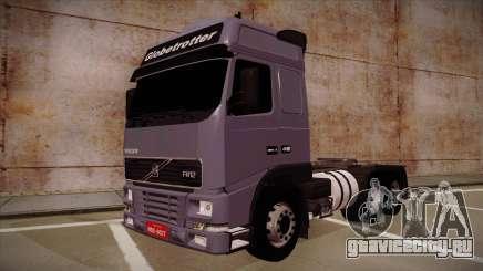 Volvo FH12 Globetrotter для GTA San Andreas
