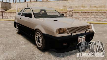 Обновлённая Blista для GTA 4