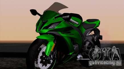 Kawasaki ZX-10R ABS 2011 для GTA San Andreas
