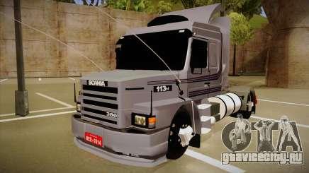 Scania 113H Top Line Neee Edit для GTA San Andreas