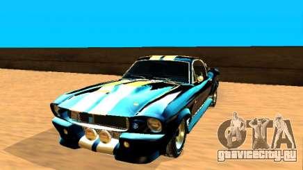 Ford Shelby GT-500E Eleanor для GTA San Andreas