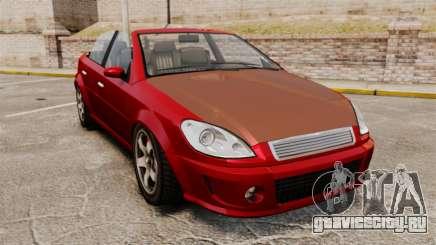 Тюнинг-кабриолет версия Premier для GTA 4