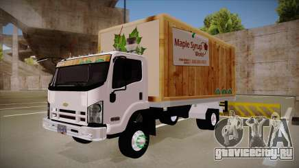 Chevrolet FRR Maple Syrup World для GTA San Andreas