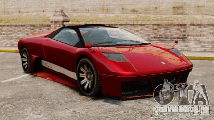 Улучшенный Infernus для GTA 4