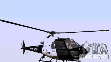 Police Maverick GTA 5 для GTA San Andreas