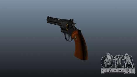Револьвер Python 357 6in для GTA 4 второй скриншот