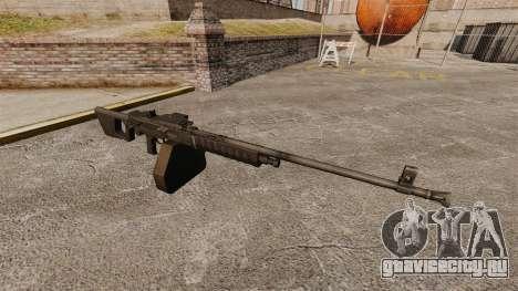 Единый пулемёт QJY-88 для GTA 4