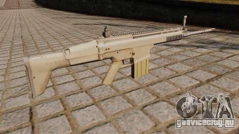 Винтовка FN SCAR-H для GTA 4 второй скриншот