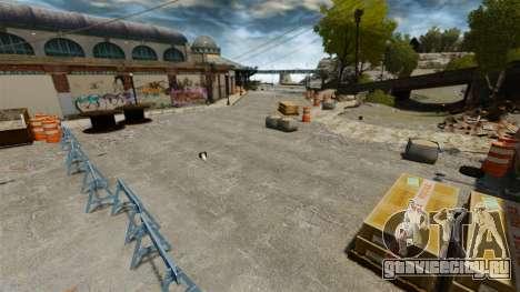 Супермото трек для GTA 4 седьмой скриншот