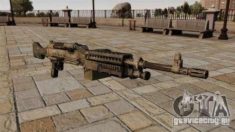 Единый пулемёт M240 для GTA 4