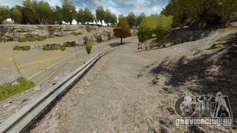 Супермото трек для GTA 4 пятый скриншот
