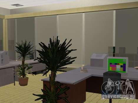Новые текстуры интерьера Мэрии для GTA San Andreas четвёртый скриншот