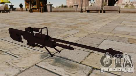 Снайперская винтовка Halo для GTA 4