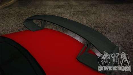 Mercedes-Benz SL65 AMG Racing Edition для GTA San Andreas вид справа
