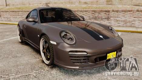 Porsche 911 Sport Classic 2010 для GTA 4