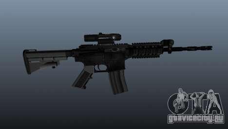 Автомат M4 Spike для GTA 4 третий скриншот