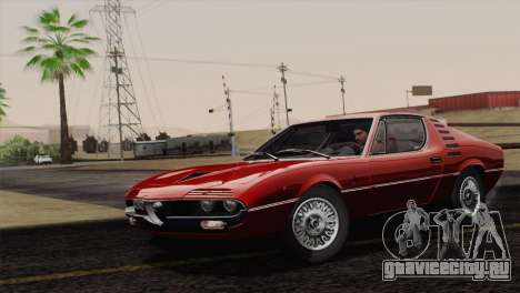 Alfa Romeo Montreal (105) 1970 для GTA San Andreas