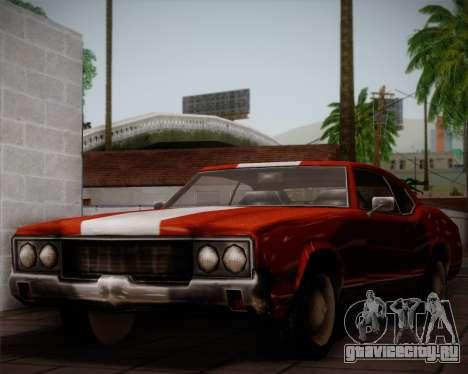 Sabre Turbo для GTA San Andreas