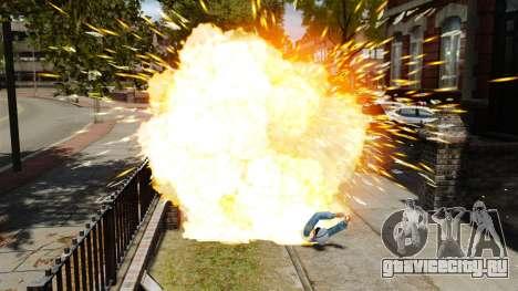 Взрывающиеся пули для GTA 4 третий скриншот