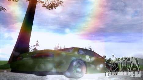 Nissan Onevia Shark для GTA San Andreas вид справа
