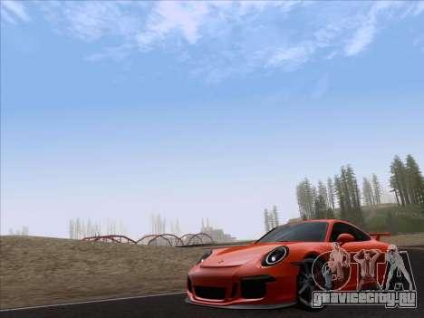 Porsche 911 GT3 2014 для GTA San Andreas