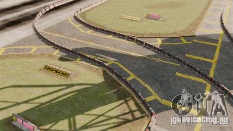 Airport RallyCross Track для GTA 4 второй скриншот